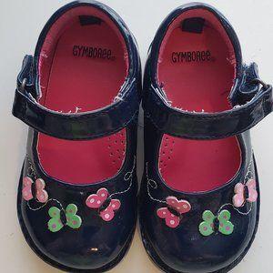 Navy Gymboree shoes